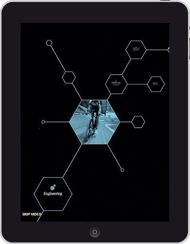 Eureka est une GUI base de connaissances sous la forme d'une carte mentale avec des images et icônes en nœuds. L'aspect hexagonal et imagé peut être repris pour des systèmes de classement de contenus.