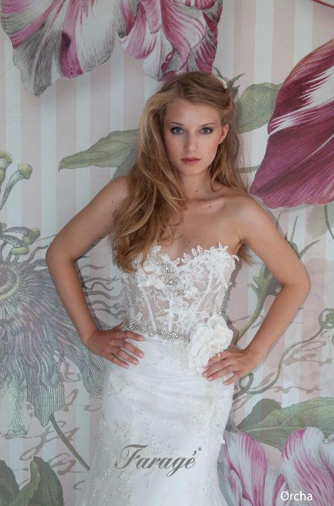Faragé Wedding Gown - Orcha
