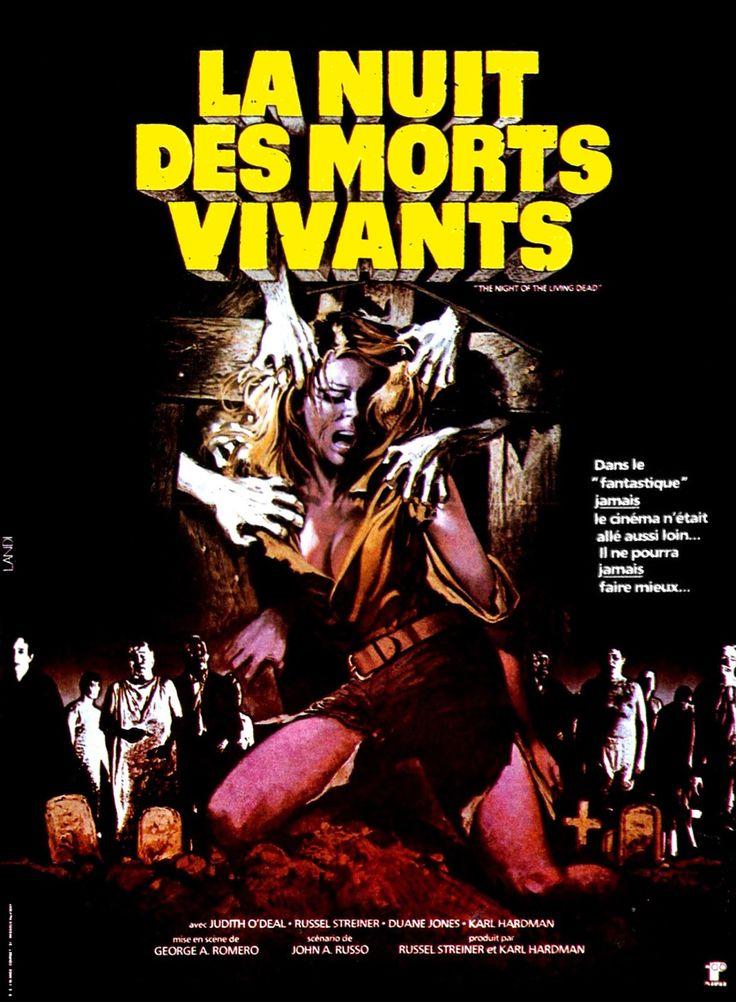 la nuit des morts vivants | SensCritique Films Epouvante-horreur La Nuit des morts-vivants