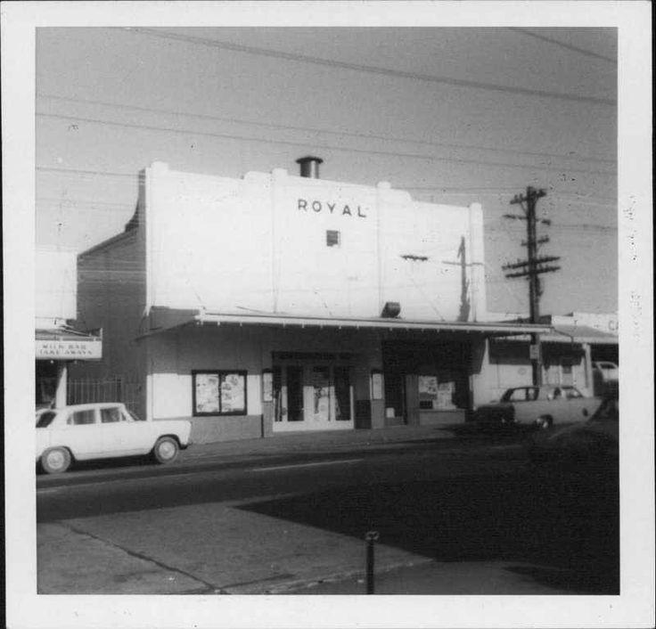 Royal Cinema, Kingsland. / DU436.1253 http://www.aucklandmuseum.com | Auckland Museum