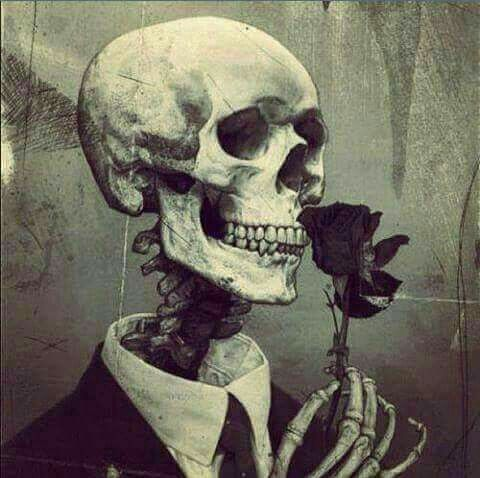 Memento mori Lose your life you lose your wife