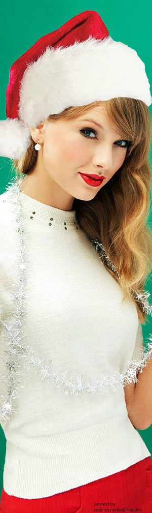 Merry Swiftmas!! 9 more days till Christmas!!