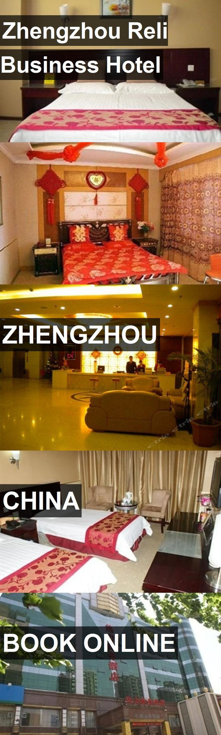 Zhengzhou Reli Business Hotel in Zhengzhou, China. For more information, photos, reviews and best prices please follow the link. #China #Zhengzhou #travel #vacation #hotel