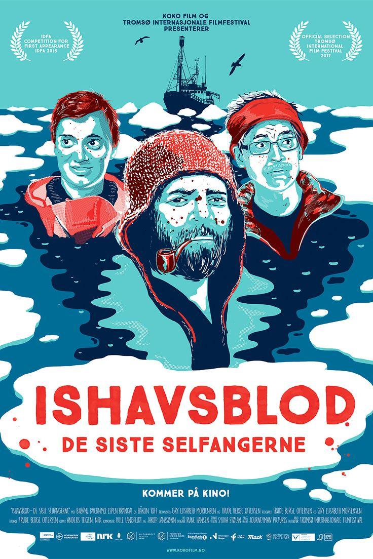 """Blod og hardt arbeid, uvær og drama, vakre seler, blank himmel og sol på isflak. Det er dokumentarfilmen """"Ishavsblod – De siste selfangerne"""" vi snakker om. Den nordnorske dokumentarfi…"""