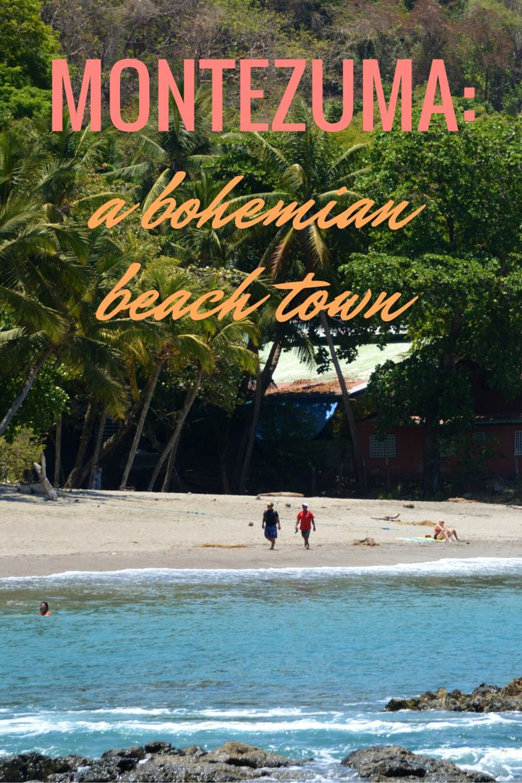 Montezuma is a chill beach town on Costa Rica's rugged Nicoya Peninsula. Read our tips for visiting, including our favorite hotels, restaurants, and things to do.