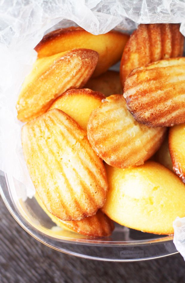 Perfectly textured Gluten-Free Madeleines. Tastes JUST like from a Parisian bakery.