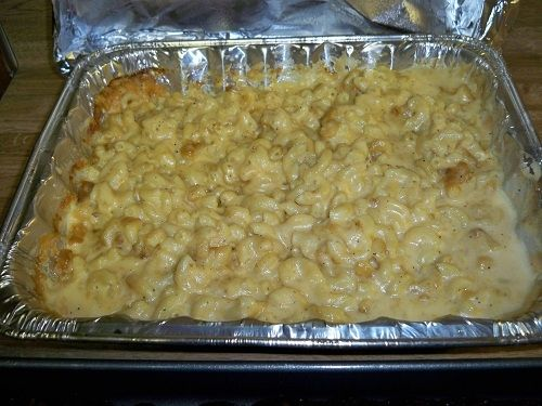 Electric Smoker Mac and Cheese Recipe | Big Granite