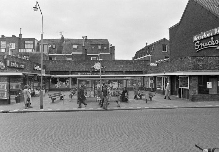 Tempelierstraat Haarlem (jaartal: 1970 tot 1980) - Foto's SERC