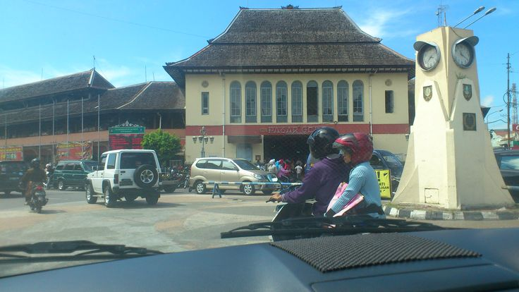 pasar Gede, central Java