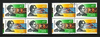 1996 #modern #olympics set 2 #positional blocks 4 fine used cto,  View more on the LINK: http://www.zeppy.io/product/gb/2/371512150006/