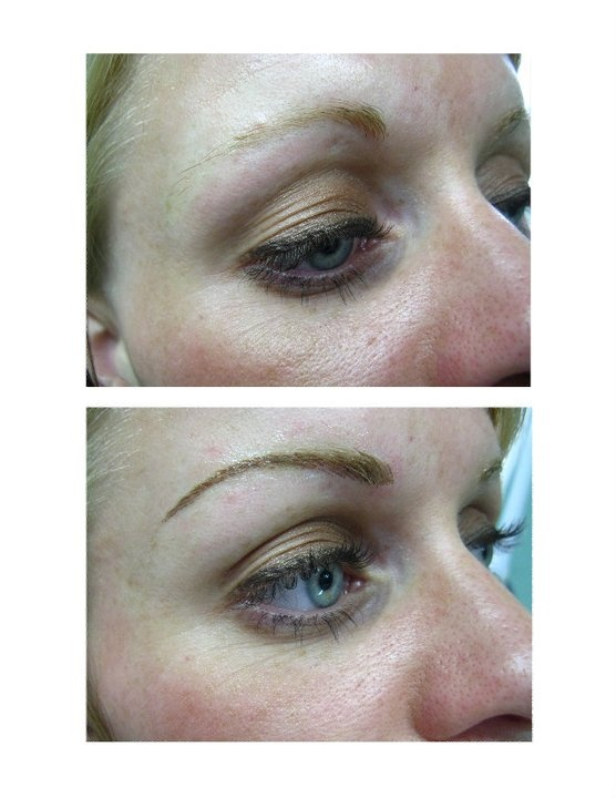 12 best tattooed eyebrows images on pinterest beauty for Semi permanent tattoo near me