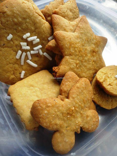 Biscotti di Kamut (senza burro e senza lievito) | Clara pasticcia