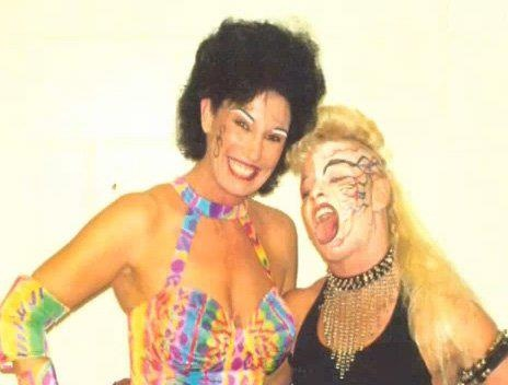Female wrestling icons Sherri Martel  Luna Vachon l WWE Legends l RIP