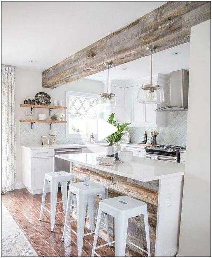 111 Inspiring Traditional Farmhouse Kitchen Decoration Ideas Page