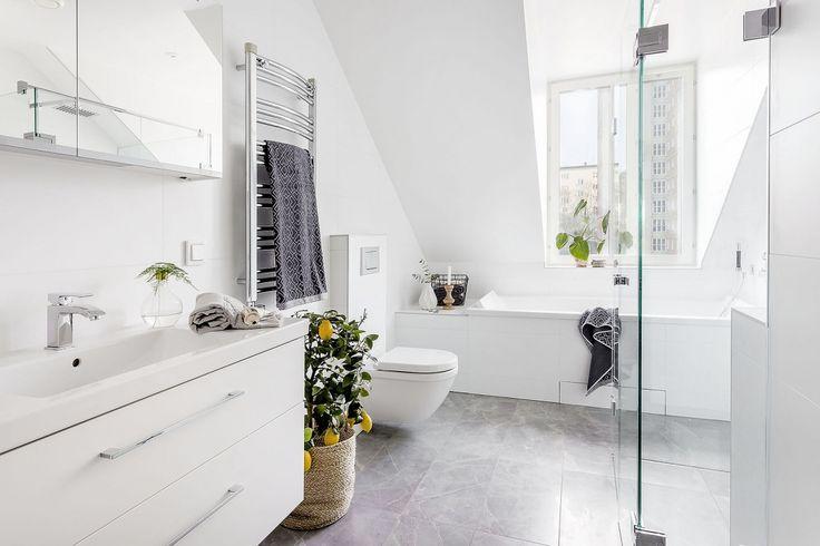 Badrumsinspiration: 31 snygga badrum att inspireras av