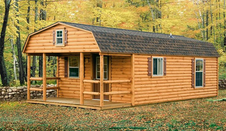 Rent to Own Log Cabins Picture Rent To Own this 14 x 30