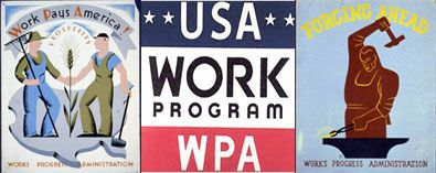 Works Progress Administration News - The New York Times