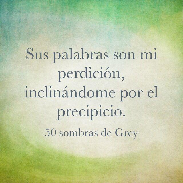 frases de 50 sombras de grey