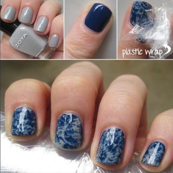 Quick And Easy Nail Design!