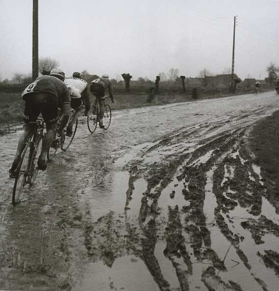 .......1960 Paris-Roubaix Mud Love!