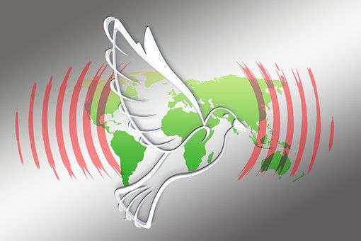 Global, Dove, Harmonie, Vredesduif