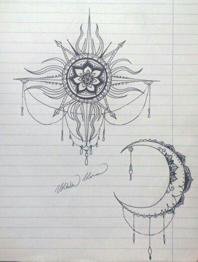 Artwork by Victoria Kozma      .           Tatt idea