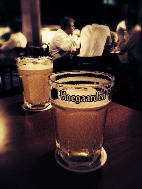 Thursday Ritual - Hoegaarden at Tango's (Holland V.)