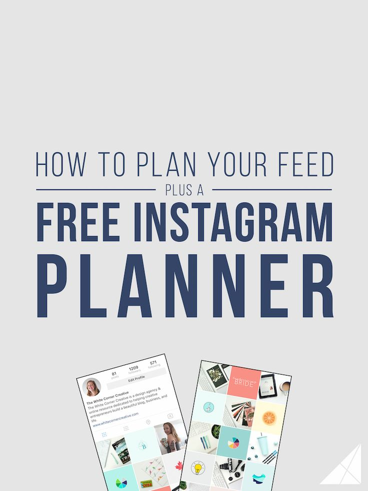 Never regret a poor quality image again! This free Instagram planner will keep you posting beautiful images on a regular basis, without…