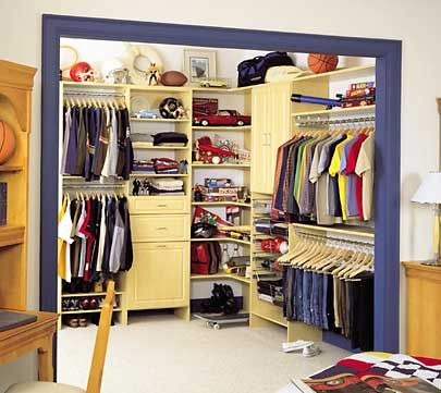 Attractive Walk In Closet Part 6