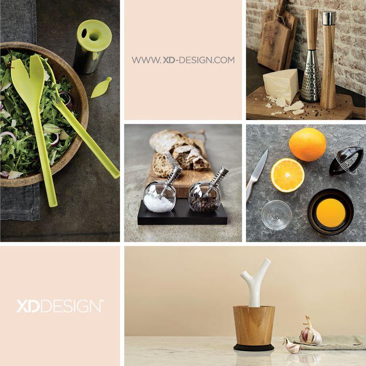 XD Design Kitchen Accessories   www.xd-design.com