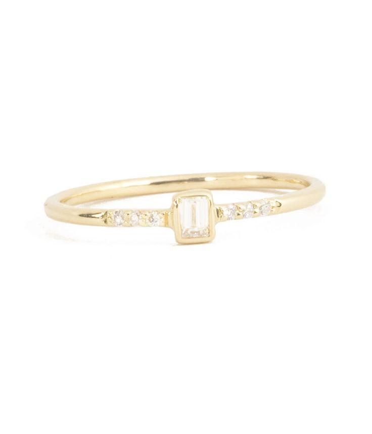 best 25 baguette rings ideas on baguette baguette ring and