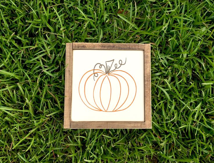 Rustic Pumpkin Fall Wood Sign ~ Fall Sign ~ Pumpkin Sign ~ Rustic Decor ~ Autumn Sign ~ Rustic Sign ~ Fall Home Decor ~ Farmhouse Sign by TheBrownBoston on Etsy https://www.etsy.com/listing/540265600/rustic-pumpkin-fall-wood-sign-fall-sign