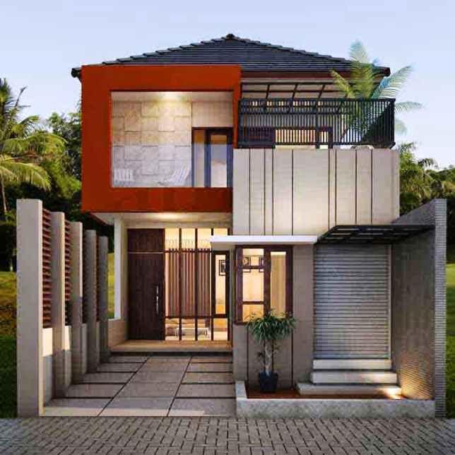 Desain Rumah Minimalis 2 Lantai Yang Indah