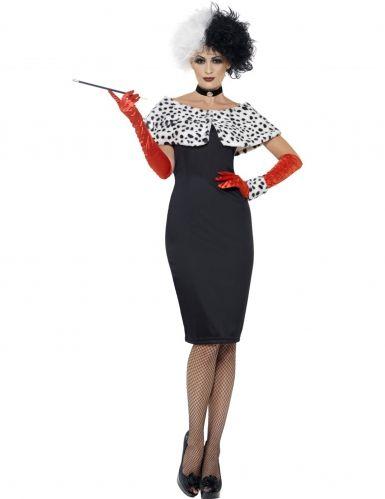 Déguisement Cruella femme sexy