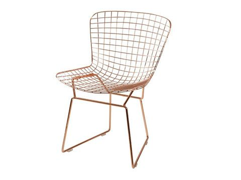 AM | Copper Chair | The Banyan Tree Furniture