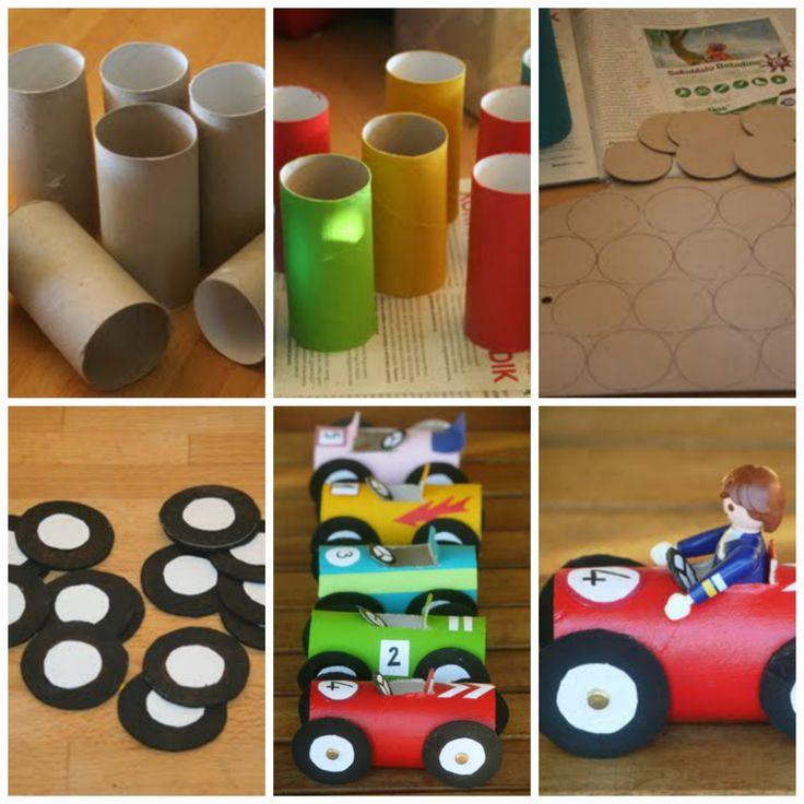 Manualidades con reciclaje para ni os en el d a - Manualidades faciles reciclaje ...