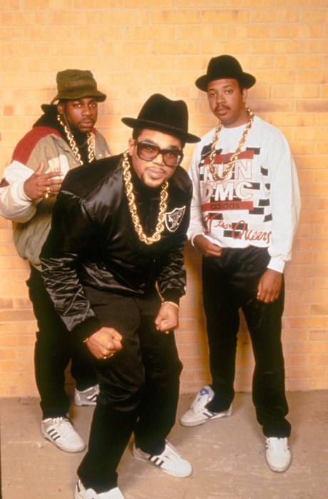 Hip hop fashion ca 1980 s derived from break dancers and rap music