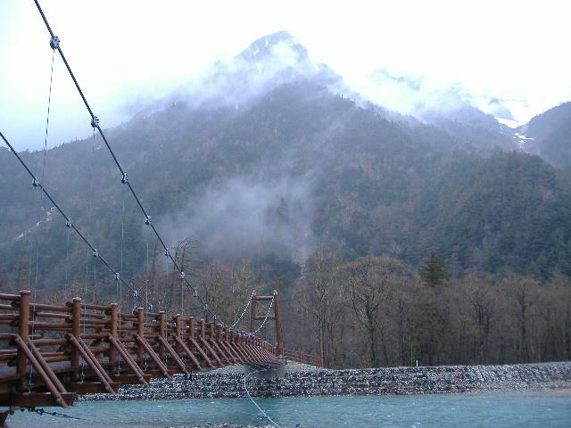 japan alps, kamikōchi.