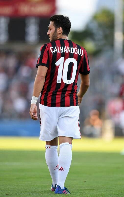 #LuganoMilan #friendly 10. Calhanoglu