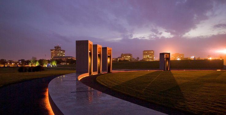 Texas A&M Bonfire Memorial | Overland Partners