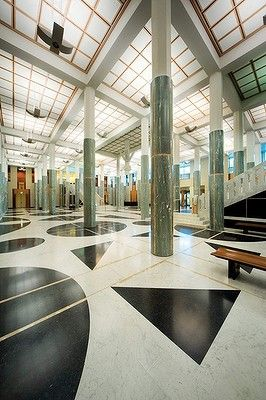 Parliament House - Canberra - I love our Parliament House. I go every time I visit Canberra. Such a fabulous building.