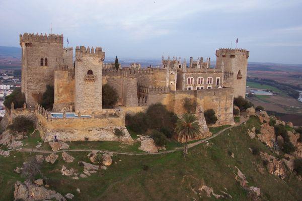 El Castillo de Almodóvar del Río, en España - Castillos