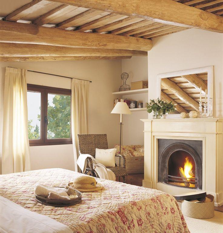 Claves para disfrutar de un dormitorio más cálido · ElMueble.com · Dormitorios