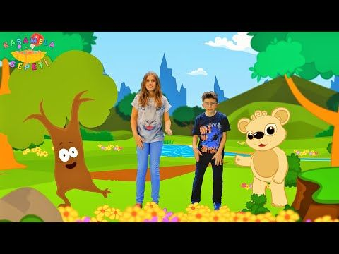 AYI Çocuk Şarkısı - Karamela Sepeti Çocuk Şarkıları - YouTube