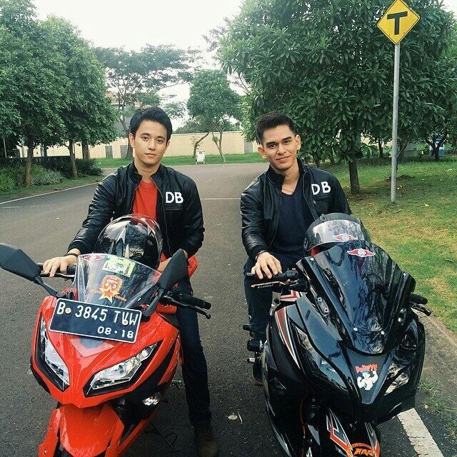Rangga Azof & Billy Davidson