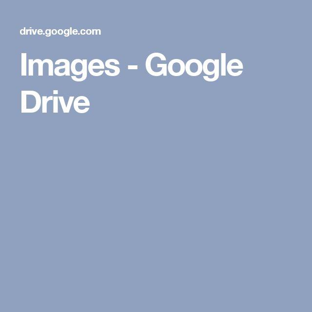 Images - Google Drive