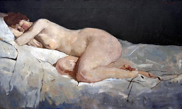 George Hendrik Breitner (Dutch, 1857-1923) by lianaventura2004, via Flickr