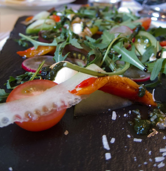 Grace Kelly Salad, Shelbourne Hotel, Dublin