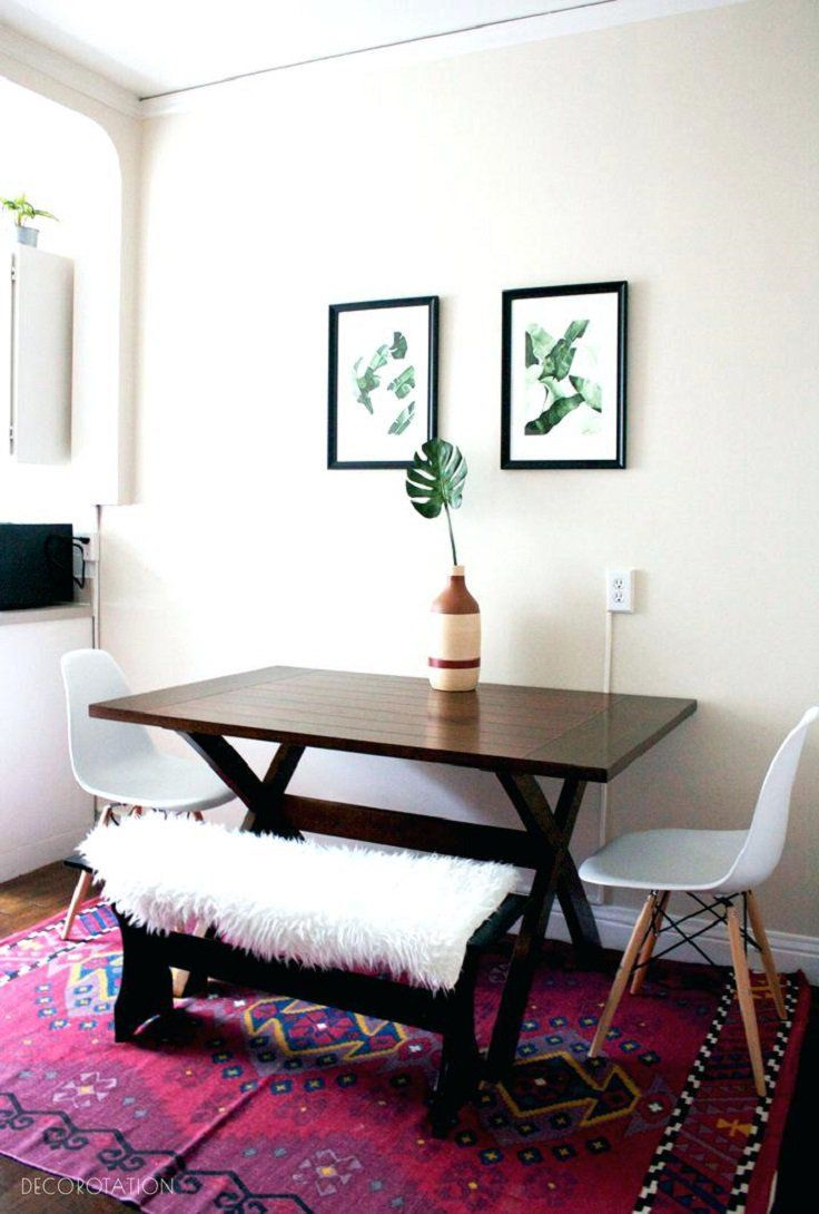 10 Gorgeous Small Dining Room Ideas Small Apartment Dining Room