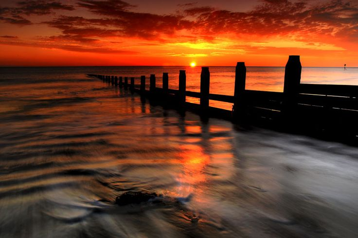 Redcar Sunrise - Redcar, North Yorkshire...go back 2 where I spent my first 10 years of life:-)